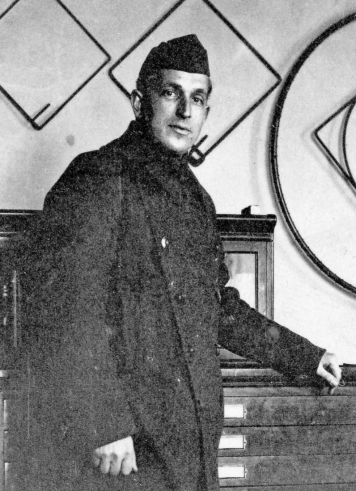 Chaplain J. E. Kemp Horn