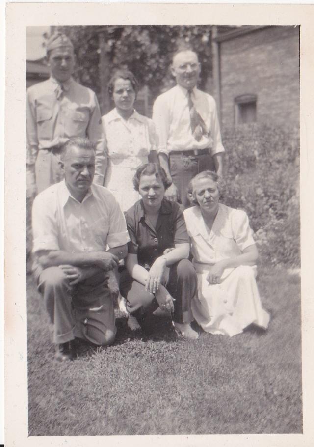 Rozenek family