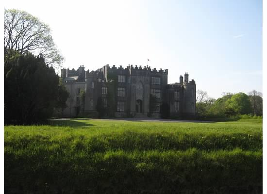 Birr Castle, County Offfaly, where the Barnes family worked in the 1800s - http://www.census.nationalarchives.ie/