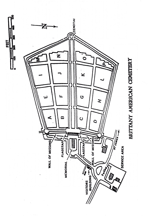 Private Paul Mitak grave site is Plot: G, Row 5 Grave: 6.