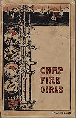 Handbook for the Guardians of the Camp Fire Girls. Published 1928