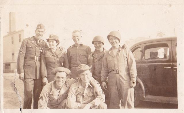 James Doran Georgia 1943