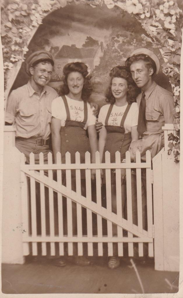 Margaret Doran WWII Era