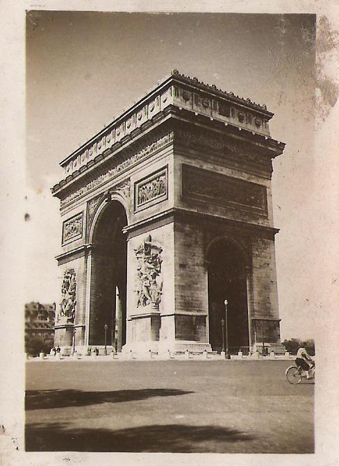 Paris, France - 1944 - Taken by James Doran