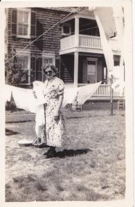 Maude E. Stewart - June 8, 1938