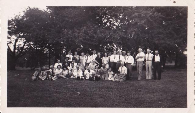 June 25, 1944 - Sunday - Taken by Mary Mirota.