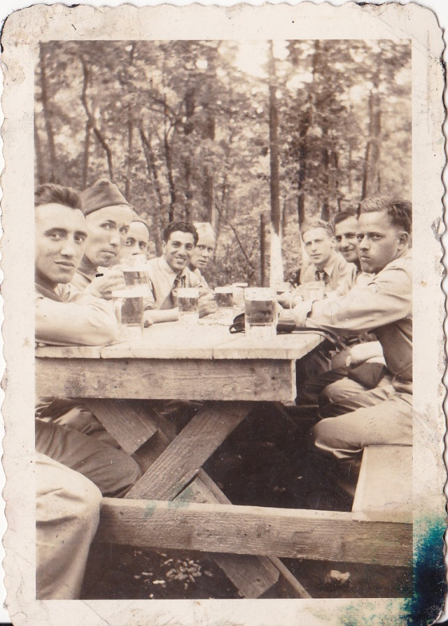 Camp Croft, SC, 1941 - Copyright Genealogy Sisters