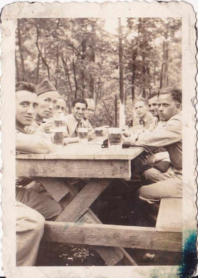 Camp Croft, SC, 1941 - Copyright Genealogy Sisters