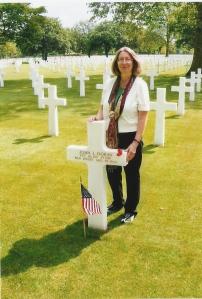 Brittany American Cemetery - Honoring John J. Doran