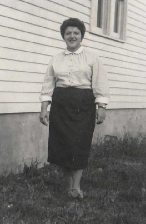 Dolores Ann Ameen Doran - 1956
