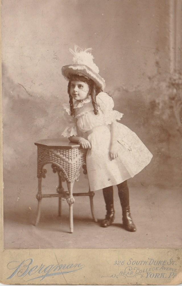 Maude Elizabeth Eisenberger