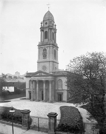 St. Anne's Church of Ireland, Belfast, Northern Ireland