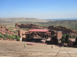 Historic Red Rocks, Colorado