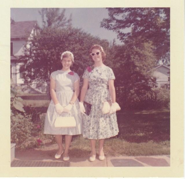 Dunellen, New Jersey 1960