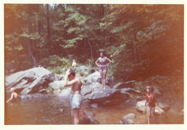 """Summer 1962 - Rockaway - Mountainville"""